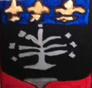 The fresco hall crest and my own seal