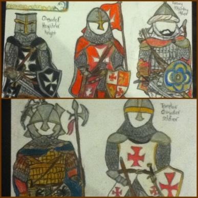 Medieval set part I
