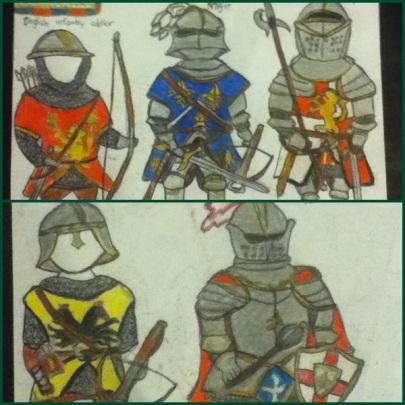 Medieval set part II