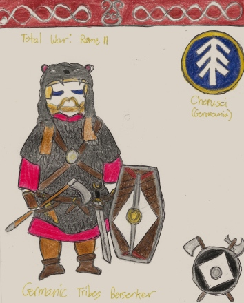The Germanic faction