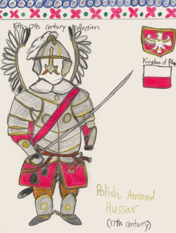 Poland- Armored Hussar