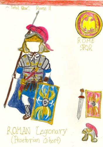The Roman faction