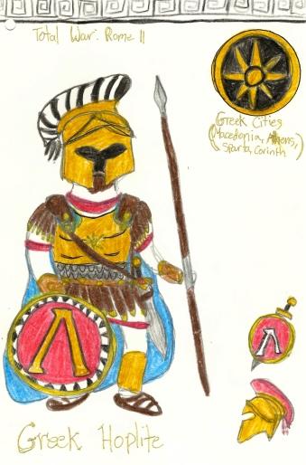 The Macedonian faction