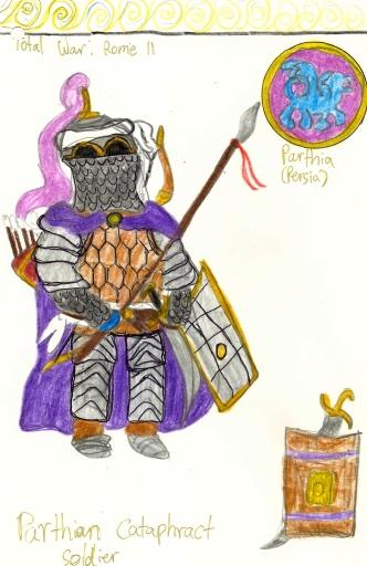 The Parthian faction