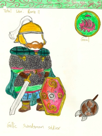 The Gallic faction