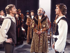 Hamlet and Laertes 1980