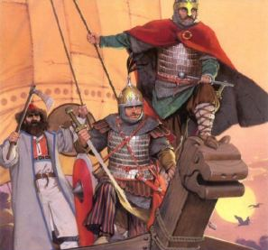 Varangians- Viking mercenaries