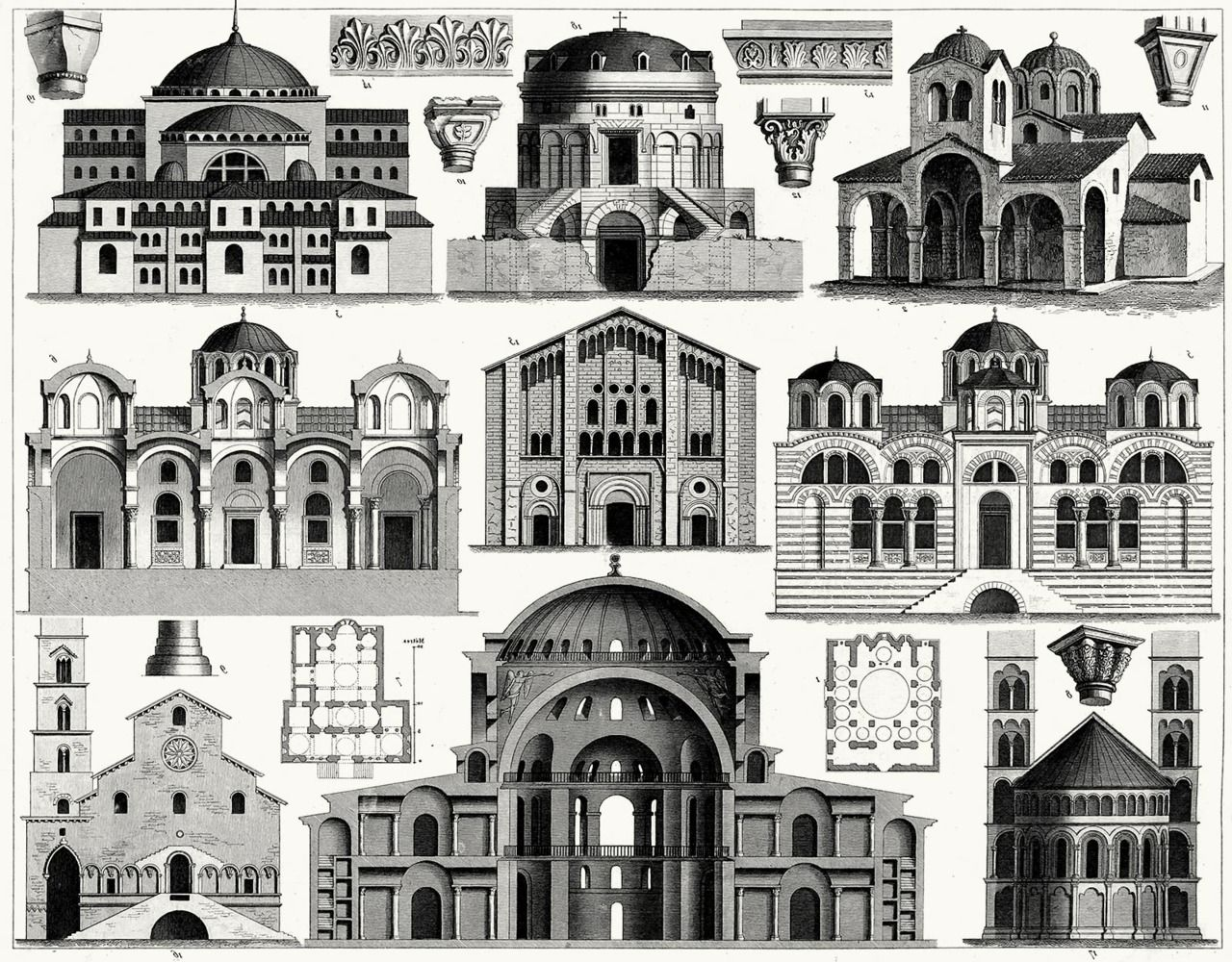 Byzantium architecture fashion arts p celdran 39 s for Is architecture