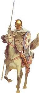 Seleucid cavalry soldier