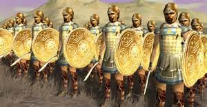Ptolemaic Egyptian heavy infantry