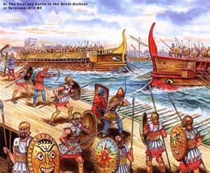 Greek naval warfare