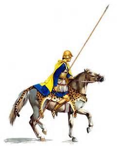 Macedonian (Greek) cavalryman