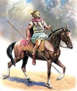 Macedonian cavalryman