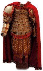 sample full lamellar armour