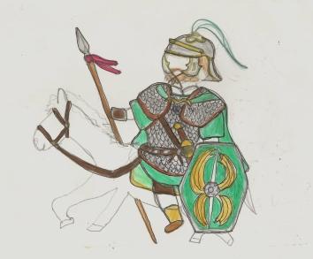 Roman cavalry auxilia