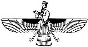symbol of Persian empire