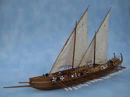 sample Byzantine warship