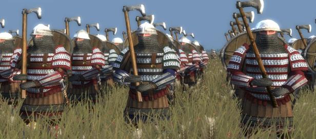 Varangian Guards, a gift from Scandinavia to Byzantium