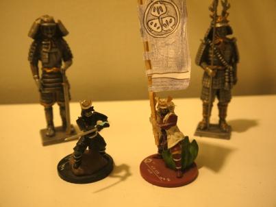 Japanese Samurai warfare collection