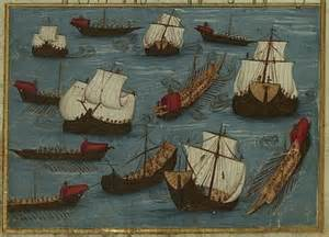 the Ottoman imperial navy (1500's)