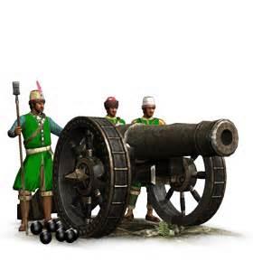 regular Ottoman cannon