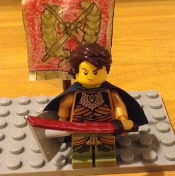 Lego Germanicus figure