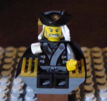 Lego Emperor Tiberius