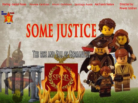 Lego film, Some Justice poster