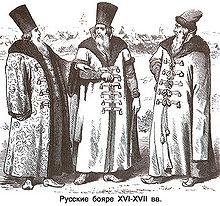 Russian Boyars