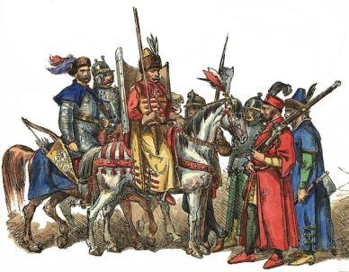 early Russian Cossacks