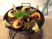 Black Paella, Pio's Kitchen