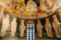 Byzantine frescoes, Chora