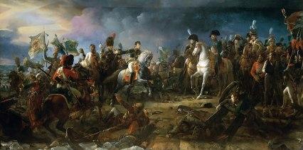 Battle of Austerlitz: French Empire vs Coalition (1805)