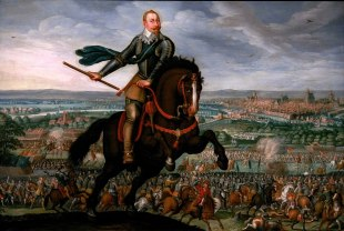 King Gustav II Adolf
