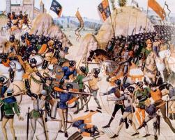 Battle of Crecy (1346)