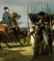 Napoleon I and imperial guards