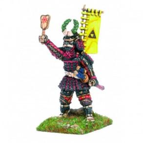 Samurai commander