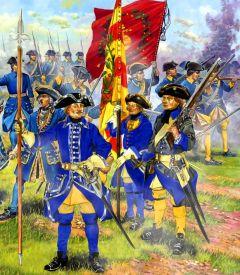 Swedish Army, Great Northern War (1700-21)