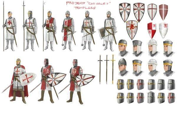 60ab7d8a73005ef2ef08ff9dd7acf6e3--knights-templar-medieval