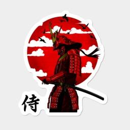 Samurai in Japanese art