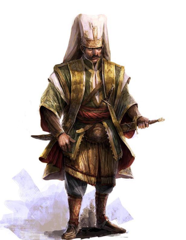 Ottoman Janissary (AC Revelations)
