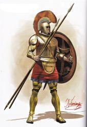 Seleucid Hoplite variant