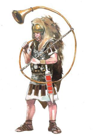 Roman Cornicen