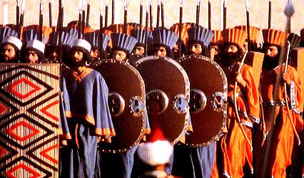 AchaemenidSoldiers