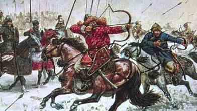 Horse Archer (light cavalry)