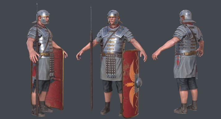 lowpoly-roman-legionnaire-3d-model-low-poly-obj-fbx-c4d-tbscene