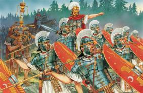 Praetorian Cohort (elite forces)