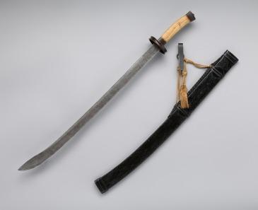 Mongol saber