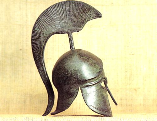 Hoplite's Kranos