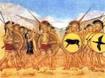 Peloponnesian War (Athens vs Sparta)